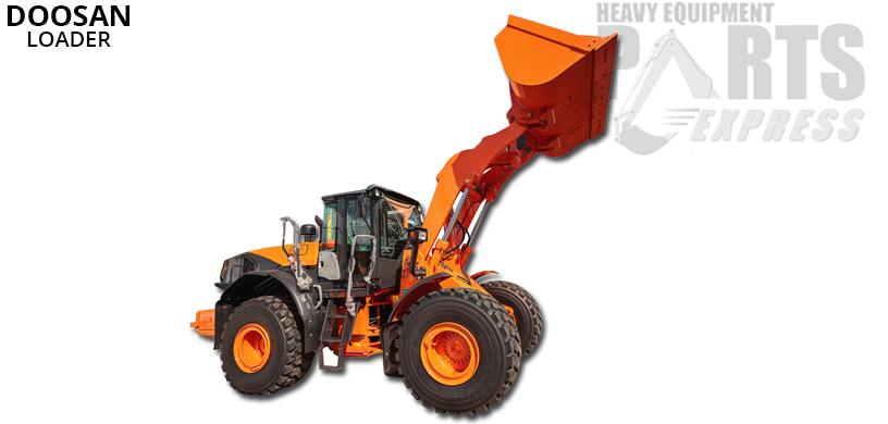 Doosan Parts Loader Parts