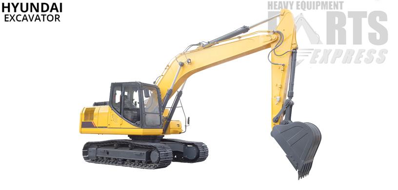 Hyundai Parts Excavator Parts