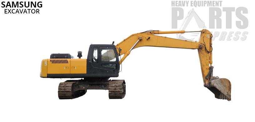 Samsung Parts Excavator Parts