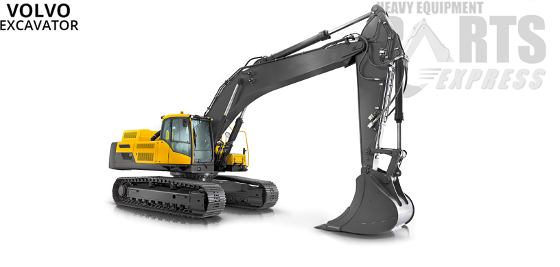Volvo Parts Excavator Parts