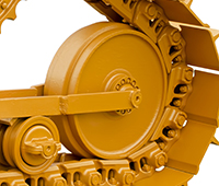 Caterpillar Bulldozer Idler