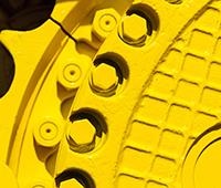 Caterpillar Bulldozer Sprocket