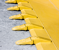 Caterpillar Loader Bucket Teeth