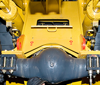 Hyundai Loader Drive Axle