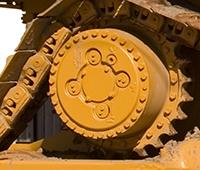 Komatsu Bulldozer Final Drive
