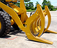 Komatsu Loader Attachments