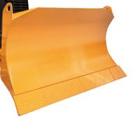 Dresser Bulldozer Blade