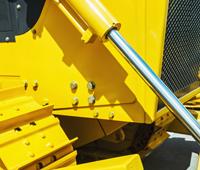 Bulldozer Lift Cylinder
