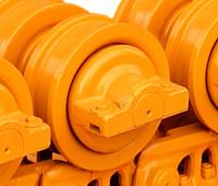 Dresser Bulldozer Rollers