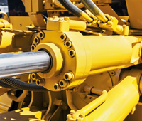 Caterpillar Bulldozer Ripper Cylinder