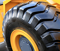 Caterpillar Loader Rims