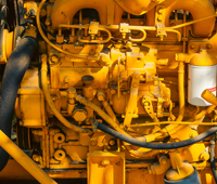 Hitachi Excavator Engines