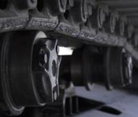 John Deere Excavator Rollers