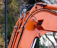 Hitachi Excavator Boom