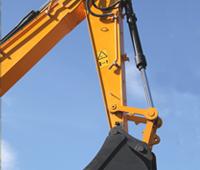 Hitachi Excavator Bucket Cylinder