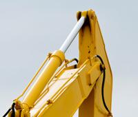 Hitachi Excavator Stick Cylinder
