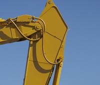 Komatsu Excavator Stick